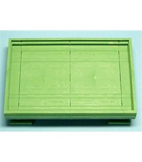 C-7593 - Suporte para Calha DIN 107x166.25mm - C-7593