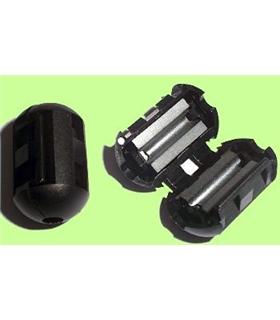 C-8371 - Filtro em Ferrite Para Cabo 3.5mm - C-8371