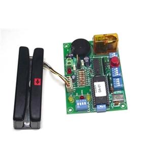 DA-01 - Control de Acessos por Cartao Magnetico - DA-01