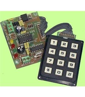 DTMF-1 - Gerador de Tons DTMF - DTMF-1