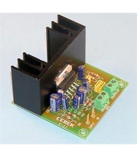 E-11 - Amplificador Mono 20W 9-14Vdc - E-11