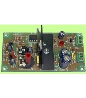 E-16 - Amplificador Mono 5W 6-16Vdc - E-16