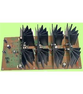 E-9 - Amplificador de Hi-Fi 180W 1 Canal - E-9