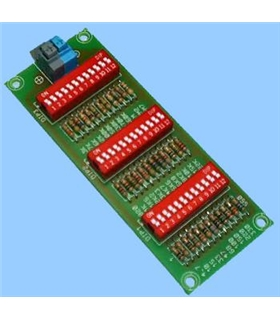EDU-005 - Modulo Educacional Selector de Resistencias - EDU-005