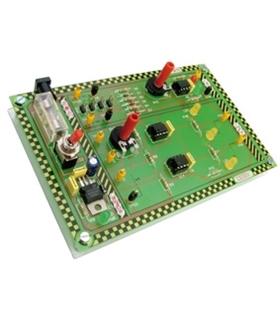 EDU-015 - Modulo Educacional UA741 - EDU-015