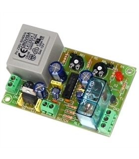I-133 - Temporizador Retardador 1s a 3m 230Vac - I133