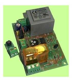 I-142 - interruptor Crepuscular 230V - I-142