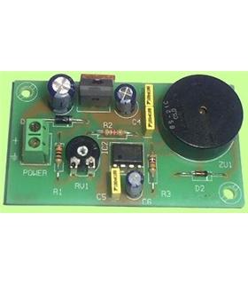 I-72 - Detector de Aumento de Tensao 9 -19Vdc - I-72