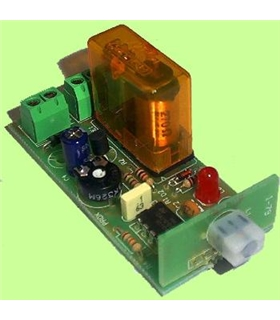 I-79 - Detector Inductivo de Metais 12Vdc - I-79