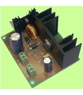 LB-13 - Conversor Dc/Dc 12Vdc 2.5A - LB-13