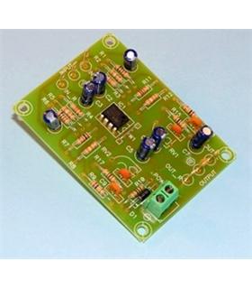 P-4 - Pre-Amplificador Stereo para Gira-Discos - P-4