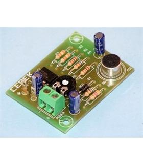 PM-3 - Pre-Amplificador Com Microfone - PM3