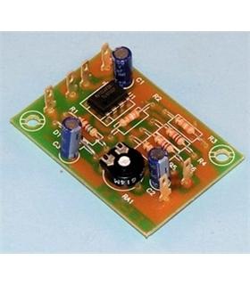 PM-4 - Pre-Amplificador Universal Mono - PM-4
