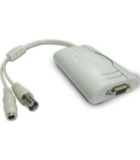 Conversor BNC para VGA com fonte de alimentação 12v 1Ah - VGA02ZA