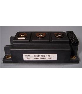 2MBI200N-120 - Dual IGBT Module, 1200V 200A - 2MBI200N-120