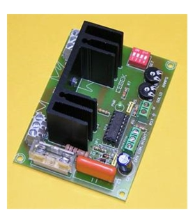 R-113 - Dimmer Regulador Dia/Noite Automatico 1500W - R-113