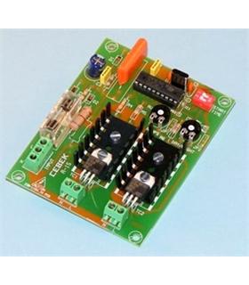 R-15 - Dimmer Regulador Dia/Noite Automatico 2 Saidas - R-15