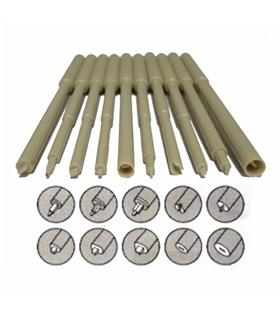 1PKA-001 - Conjuntos de 10 ferramentas de alinhamento - 1PKA001