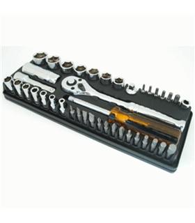 8PK-227 - Conjunto Chaves Com Roquete 40x - 8PK-227
