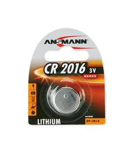 Pilha de Litio 3V Ansmann Cr2016 - 5020082