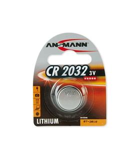 Pilha de Litio 3V Ansmann Cr2032 - 5020122