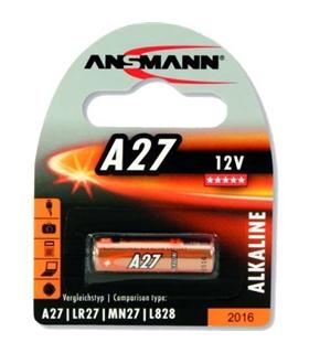 Pilha Alcalina 12V Ansmann A27 - 1516-0001