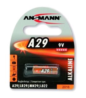 Pilha Alcalina 9V Ansmann A29 - 1510-0008