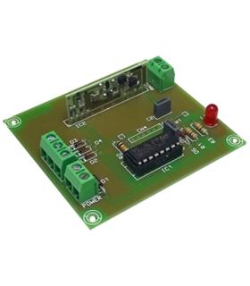 TL-325 - Emissor Rf 2 Canais G3 +-100Mts - TL-325