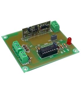 TL-326 - Emissor Rf 2 Canais G3 +-300Mts - TL-326