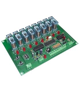 TL-42 - Emissor Rf 16 Canais +-300mts - TL-42