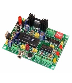 TR-6 - Gravador/Reproductor de 2 Mensagens - TR-6