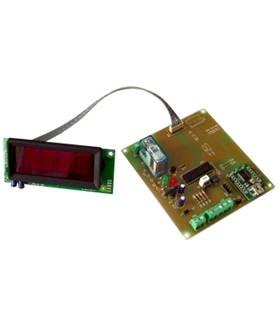 """USB.CD-70.2 - Cronometro Usb 4 Digitos 2.5"""" - USB.CD-70.2"""