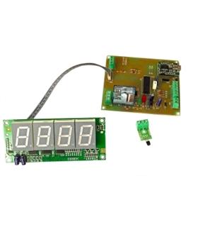 "USB.I-180.4 - Termostato USB 4 Digitos 4"" - USB.I-180.4"