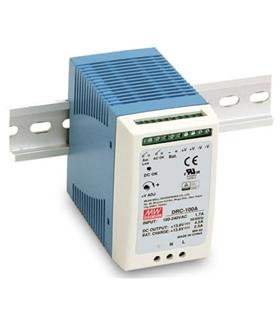 DRC-100A - Transformador Mean Well DRC-100A - DRC-100A