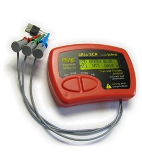 SCR100 - Analisador de Triacs e Tiristores - SCR100