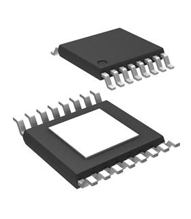 AD8370AREZ - Amplificador tensao 5V TSSOP 16p - AD8370AREZ