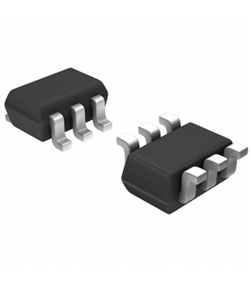 NX7002BKS - Mosfet N, 60V, 0.24A, 2.2R, SOT363 - NX7002BKS