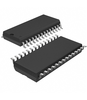 F4316MSF25 - INTERMITTENT POWER FAULT SOIC28 - F4316MSF25
