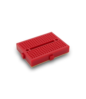 Mini Color Breadboard with Slot - MX120530030