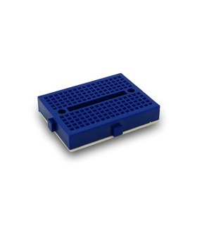 Mini Color Breadboard with Slot - MX120530033