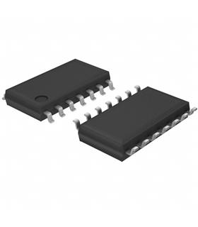 CD4025BM - Circuito Integrado, NOR, 3 Input, CMOS, SO14 - CD4025BM