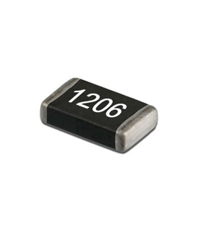 Condensador Ceramico Smd 1uF 16V Caixa 1206 - 331U16V1206