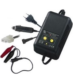 MW6168VD - Carregador para baterias NiCd/NiMH - MW6168VD