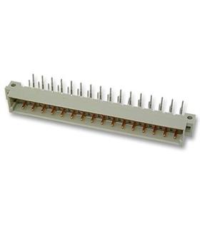 09041326921 - Conector DIN 41612, Tipo D, 32 Contactos Macho - 09041326921