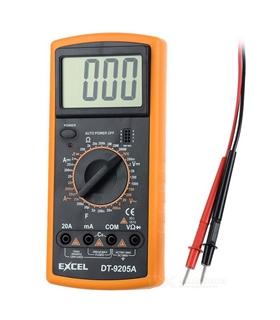 VA9205A - Multimetro Digital 3 1/2 Digitos 6 em 1 - VA9205A