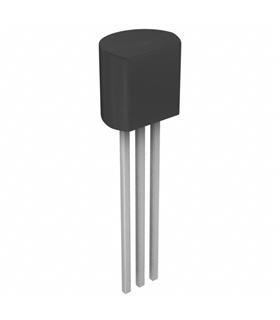 2N3906BU - Transistor, P, -200mA, 625mW, -40V, TO92 - 2N3906