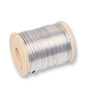 TCW22 500G - Fio de Cobre Estanhado 22 SWG, 0.4 mm² 140m - TCW22500G