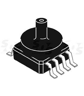 MPXA4115AC6U -  IC, SENSOR, PRESSURE 16.7 PSI - MPXA4115AC6U