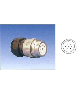 FICHA ICP CEEP 920117P000SD T10 7P- femea p/cabo - 920117P000SD