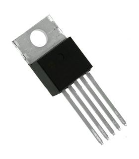 LM2576HVT-ADJ/NOPB - BUCK, 40-60V, 3A, 1.23-37V, 4%, TO220-5 - LM2576HVT-ADJ